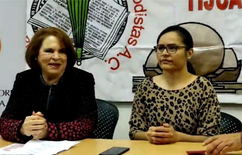 Autoridades municipales apáticas a resolver problemas viales y de drenaje en Playas de Tijuana: Martina Montenegro