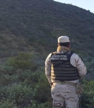 Investigan caso de restos humanos localizados en Tecate