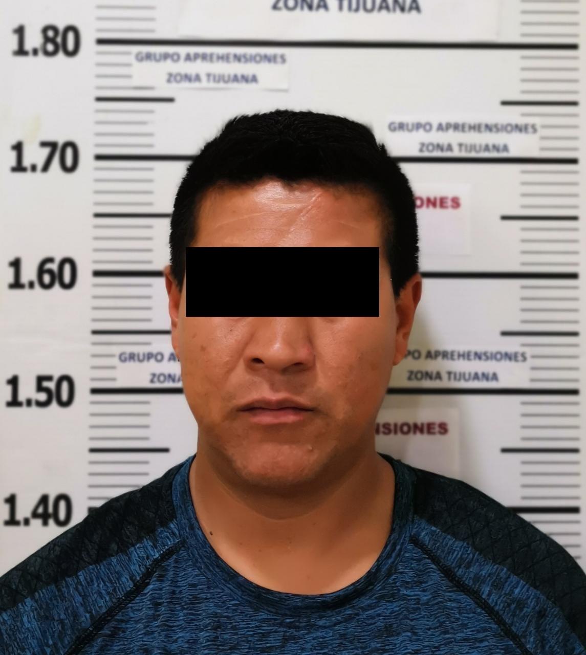 """Cae """"el Sansón"""" presunto sicario del Cártel de Sinaloa"""