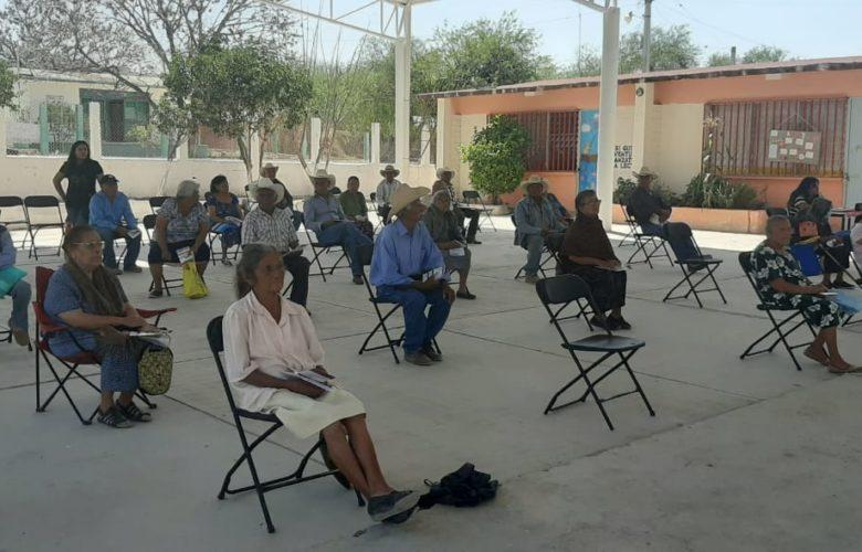 Inicia operativo especial de pago de las pensiones de los adultos mayores