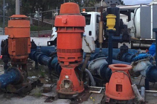 CESPT repara falla eléctrica para restablecer servicio de agua en la Sánchez Taboada
