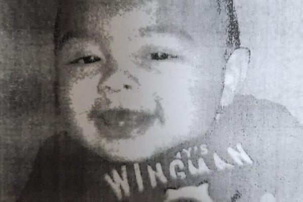 Buscan a bebe Dominick de 11 meses
