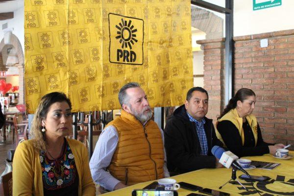 PRD BC rechaza declaraciones de regidor Quezada contra la Sindico Procuradora