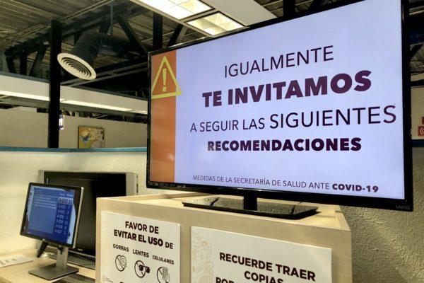 Refuerza CESPT medidas de prevención por COVID-19 en sus instalaciones, al registrar segundo caso de contagio en su personal