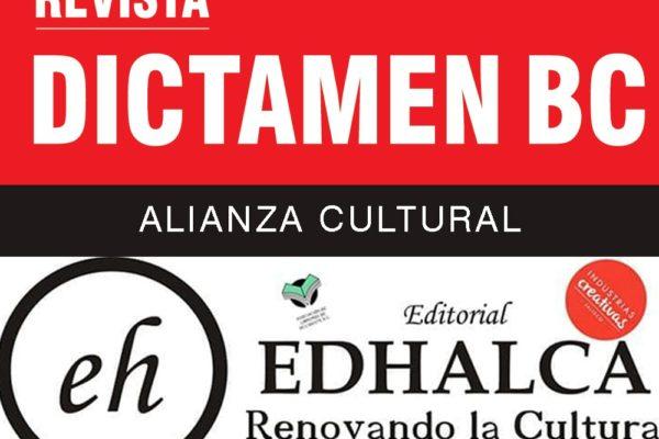 Revista Dictamen BC y Editorial Edhalca pactan Alianza Cultural