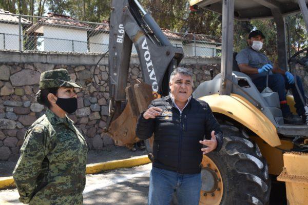 Arranca Obra  del  Banco de Bienestar en Ensenada: Alejandro Ruiz Uribe