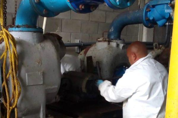 CESPT trabaja para restablecer bombeo en cárcamo de Playas de Tijuana