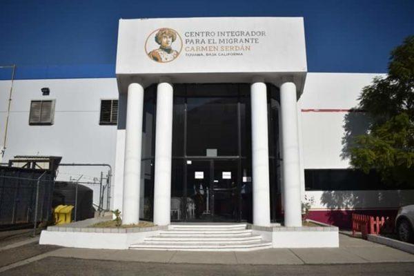 Migrantes en Centro Integrador no se han contagiado de COVID 19