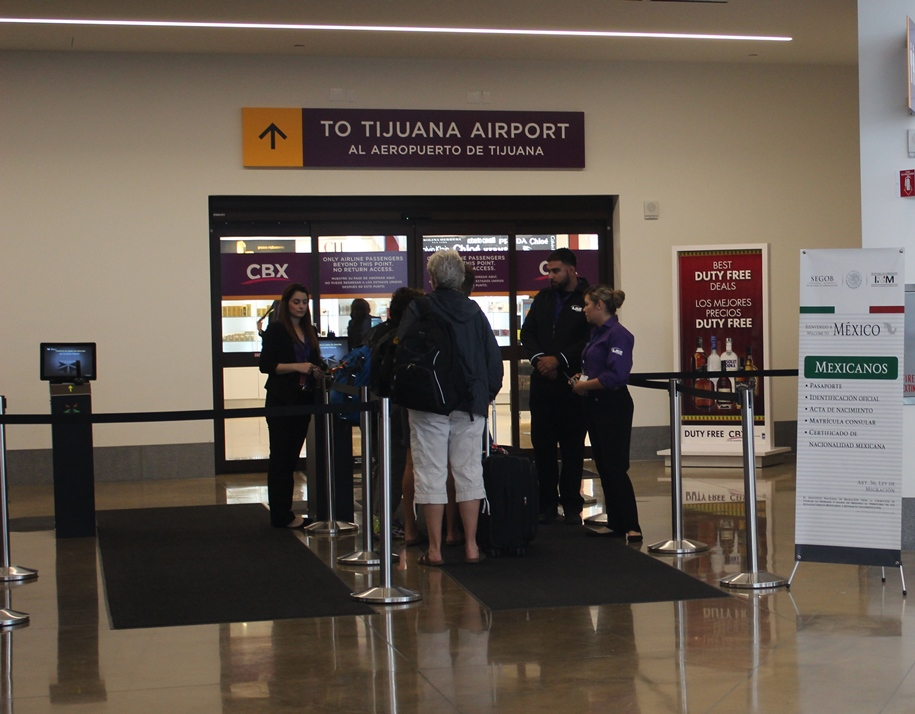 Se cancelaron 168 vuelos en BC por COVID 19