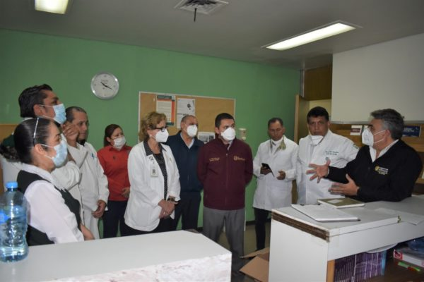 Firman Instituciones de Salud Convenio de Participación Conjunta en Baja California: Alejandro Ruiz Uribe