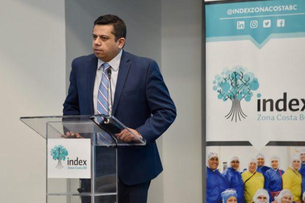 Para los industriales de BC, la seguridad de las personas es primero: INDEX