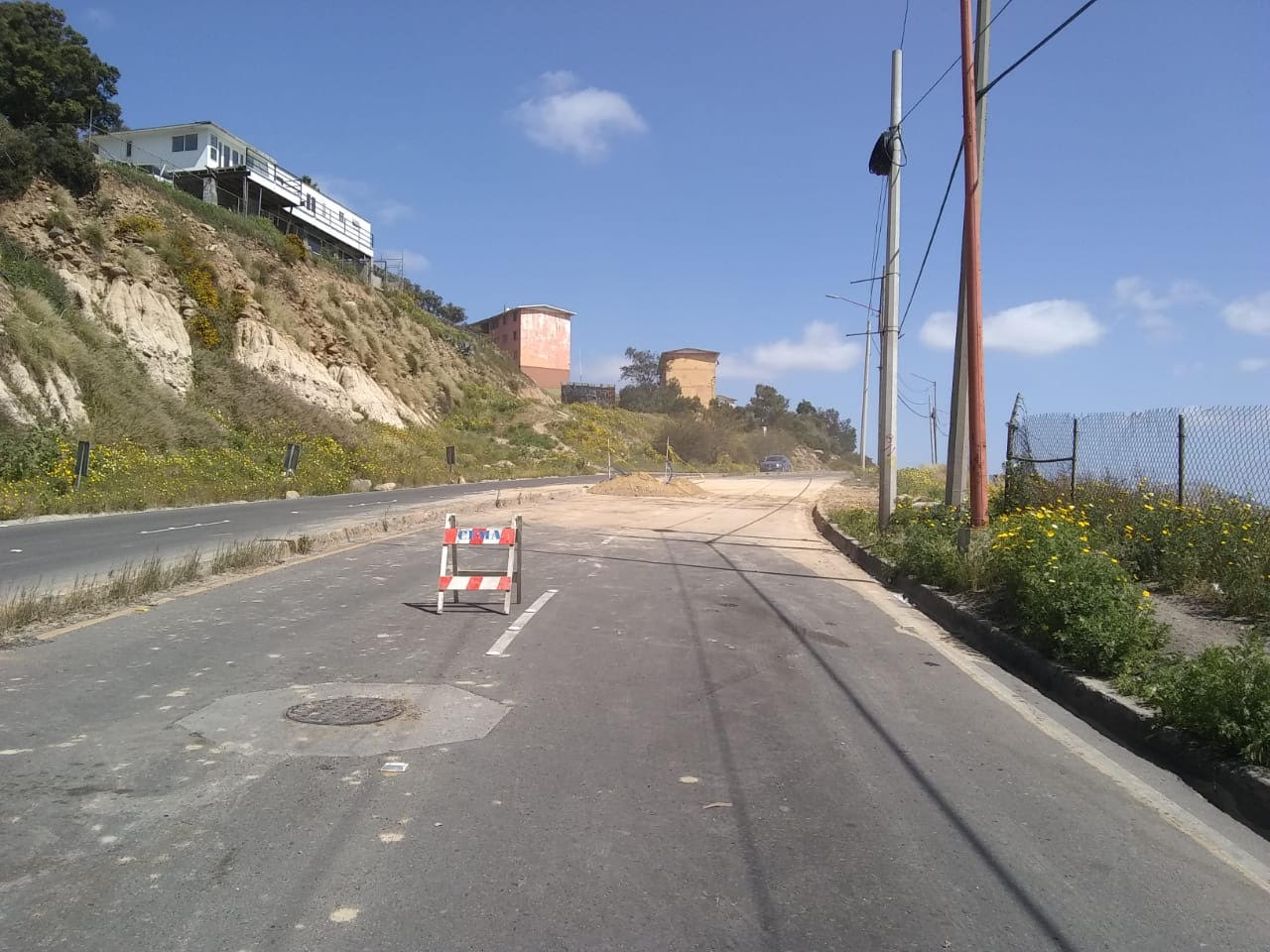 CESPT reabre un carril en Rampa Buena Vista