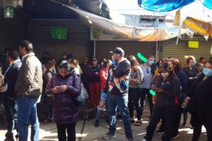Exigen locatarios cierre temporal del Swap Meet Siglo XXI