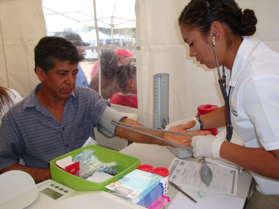 Es la hipertensión un padecimiento silencioso: Secretaría de Salud