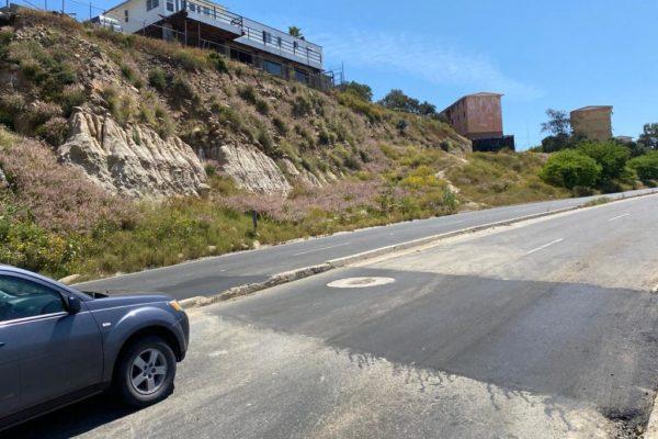 CESPT concluye trabajos de bacheo en Rampa Buena Vista