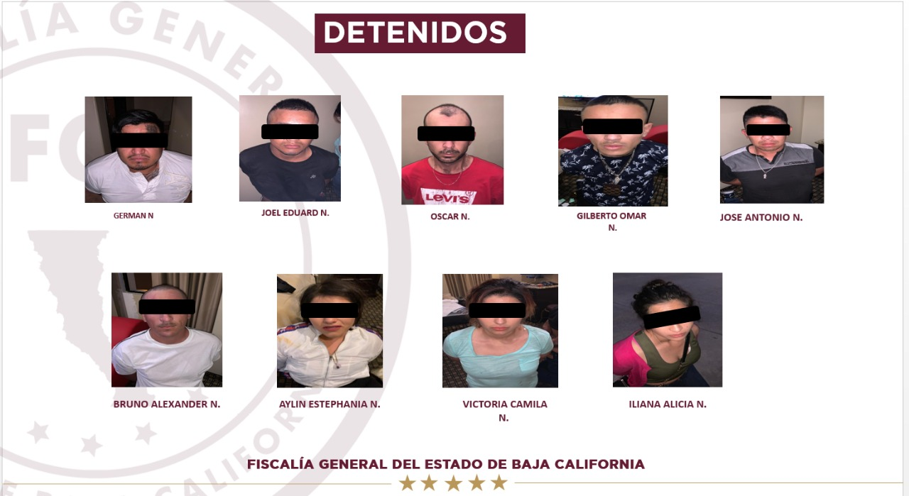 Desmantelan banda binacional de secuestradores relacionada con 20 asesinatos
