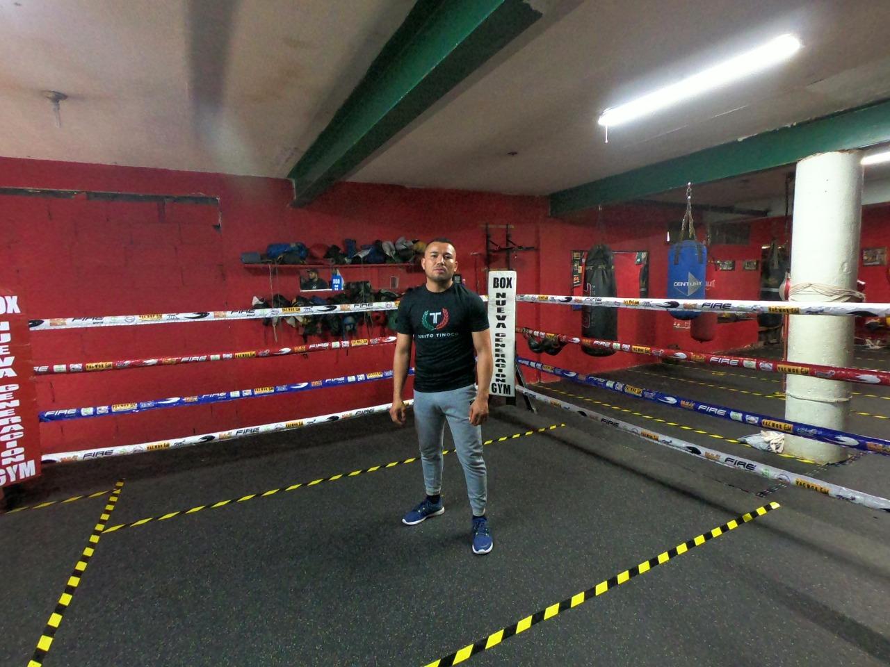 Ofrecen clases de box a distancia en Rosarito