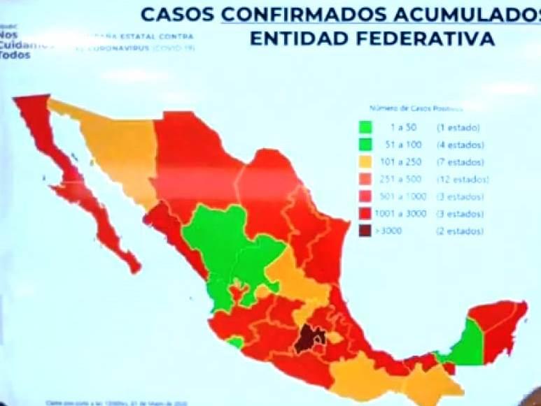 Se confirman mil 962 casos de COVID 19 en BC