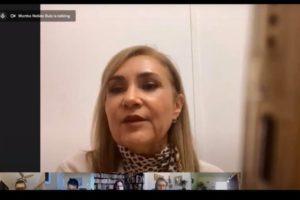 Disciplina de neoyorkinos contuvo al COVID-19: Martha Nélida Ruiz