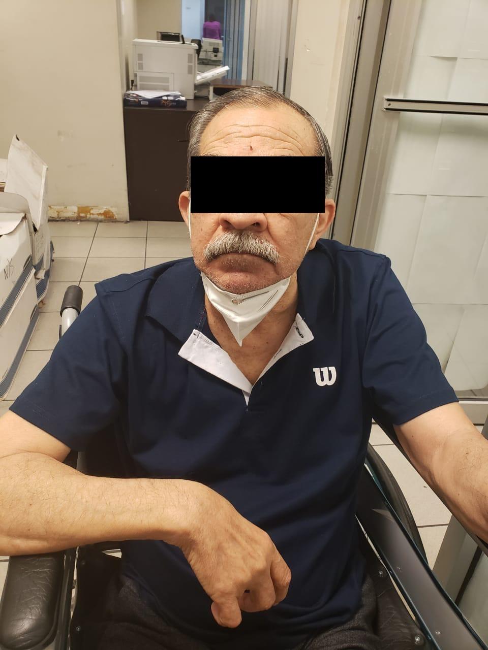 Detienen a ex director de bomberos por su presunta responsabilidad en el incendio del asilo  Hermoso Atardecer