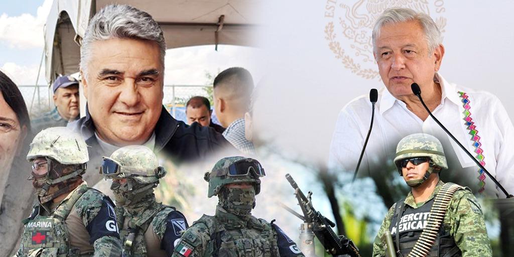 El Plan COVID-19 de la Secretaría de la Defensa Nacional y Marina Beneficiará a BC