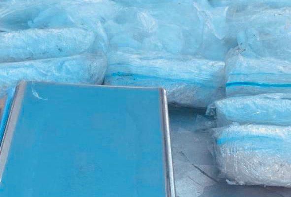 Vinculan a proceso  a presunto traficante de metanfetaminas