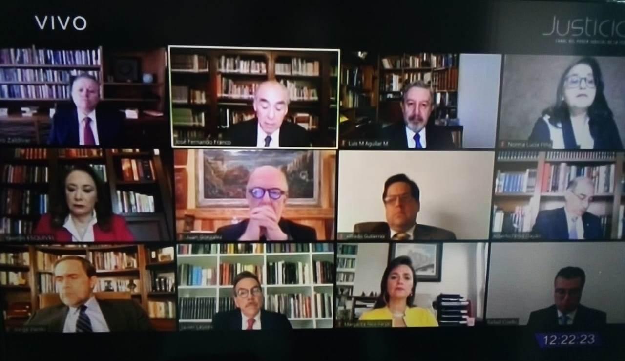 Confirman Ministros de la SCJN gobierno de 2 años en BC