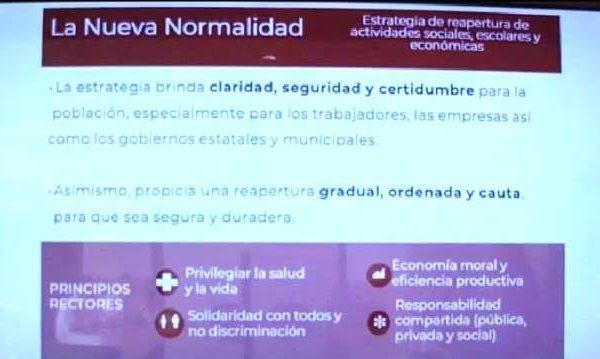 """Presentan en BC la """"Nueva Normalidad"""" del Gobierno Federal"""