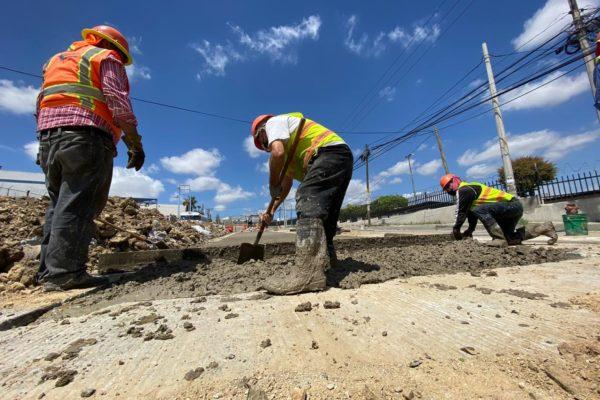 CESPT invierte cerca de 23 MDP en plan de bacheo en vialidades de Tijuana y Playas de Rosarito