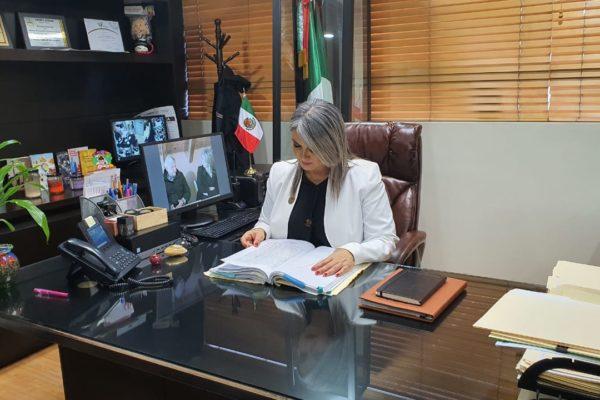 Síndica Procuradora confirma inhabilitación del Capitán Huerta