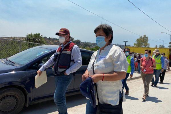 Infraestructura sanitaria a cargo de CESPT en colonia Alfonso Ballesteros, no presenta deterioro