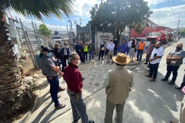 Coordina CESPT esfuerzos para la rehabilitación y ampliación de la Planta de Bombeo CILA