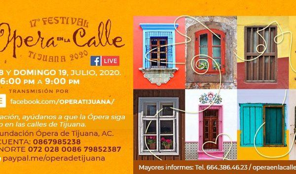 Buscan que la ópera siga sonando en las calles de Tijuana