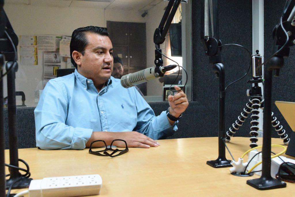 Rotundo no a hacer campaña sin renunciar: Fufo Guerrero