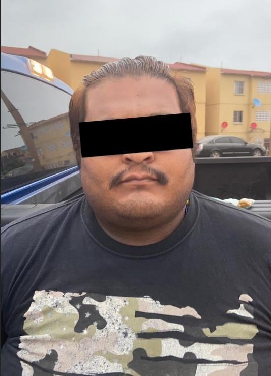 Detienen al Rayder, líder de Los Venados acusado de asesinar al fiscal de narcomenudeo