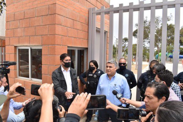 Pierde  la cabeza el Alcalde Arturo González Cruz