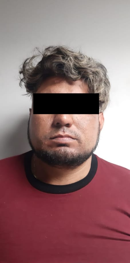 Detienen Arley Jesús N. presunto jefe de sicarios del Grupo Los Venados