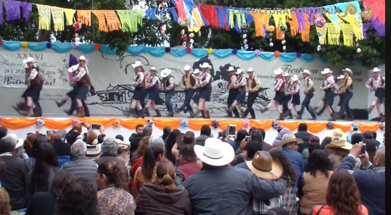 Promueve la Secretaría de Cultura El Calabacedado, baile tradicional de Baja California