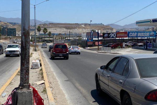 Anuncia CESPT trabajos para la reubicación del colector en bulevar Benítez y Vía Rápida Poniente