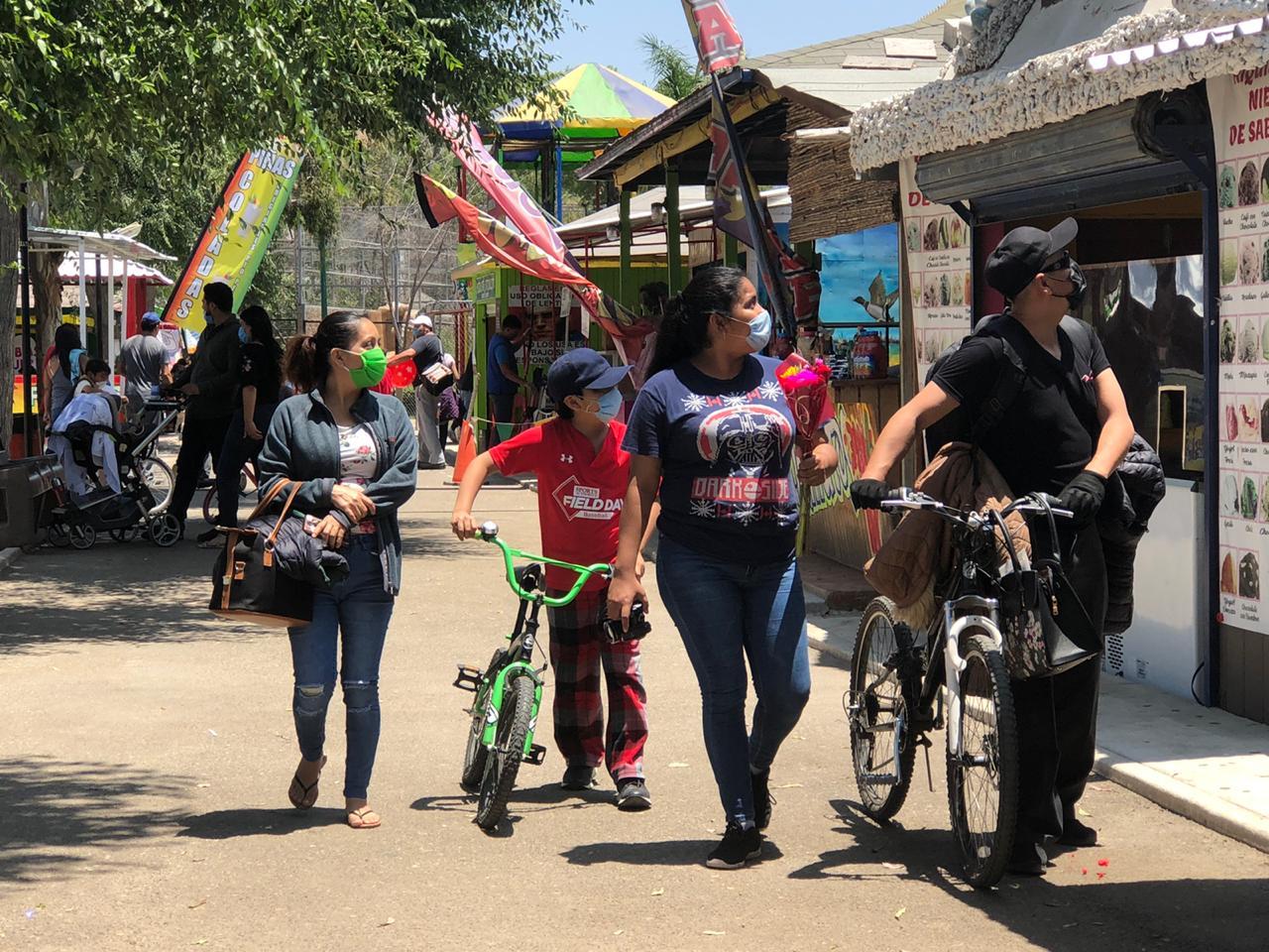 Se incrementan casos de COVID en Tijuana en lo últimos días