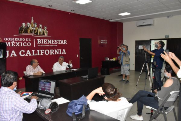 A Través del DIF-Nacional  Gobierno de México Activa Apoyos de Gastos Funerarios: Jesús Alejandro Ruiz Uribe