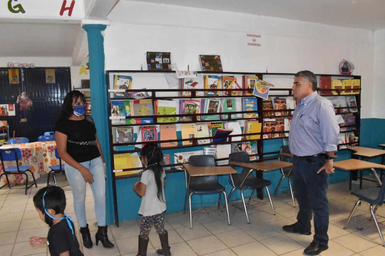 """Llegaron recursos federales para el programa """"La Escuela es Nuestra"""""""