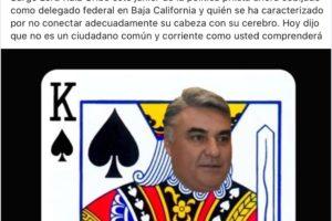 SE DESTAPA ALCALDE GONZÁLEZ CRUZ COMO ORQUESTADOR DE LA GUERRA SUCIA EN CONTRA DE DELEGADO RUIZ URIBE