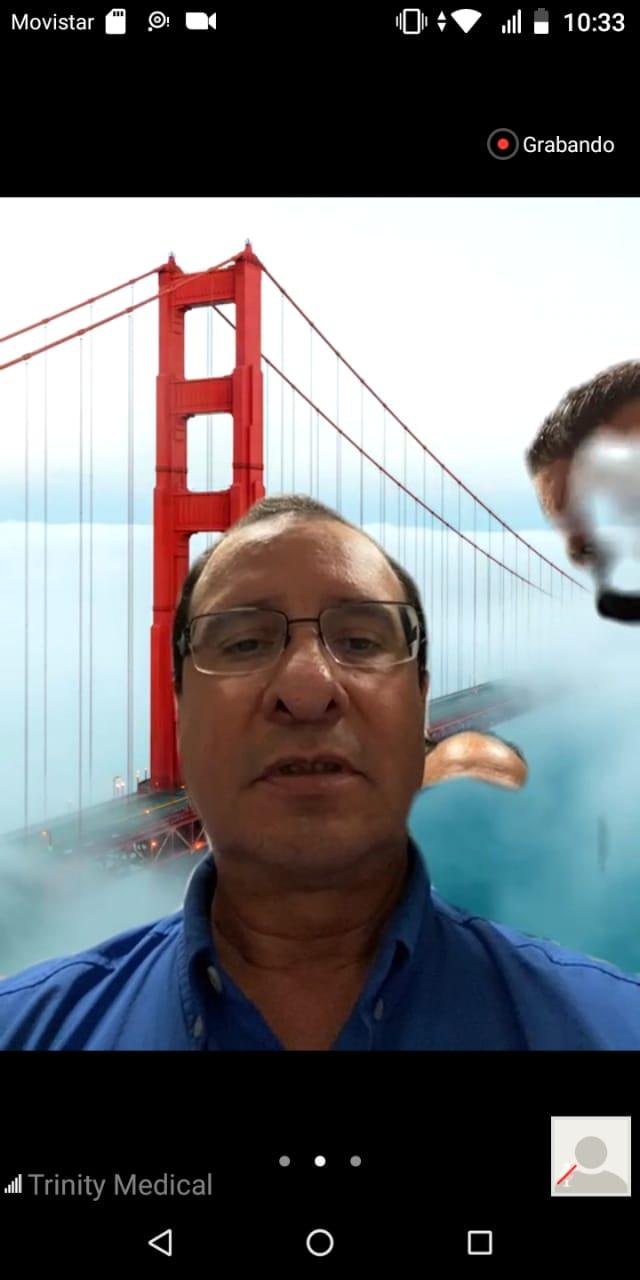 Busca doctor implementar tratamiento con células madres contra COVID 19