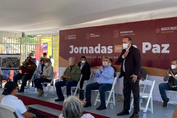 SEPROA y CESPT trabajan de la mano con Gobierno del Estado para estabilizar la zona de riesgo en la colonia Alfonso Ballesteros