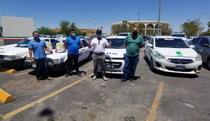 Llegaron Créditos del Gobierno Federal para Taxistas, Meseros Músicos y Camareros
