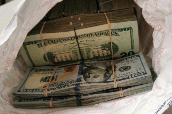 Intercepta Aduana de Tijuana a dos mujeres con 86 mil dólares