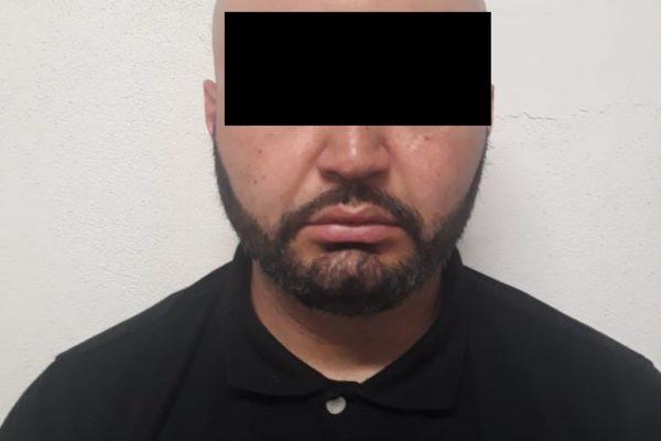 Detienen a sujeto afgano con 10 kilos de metanfetamina en la Garita