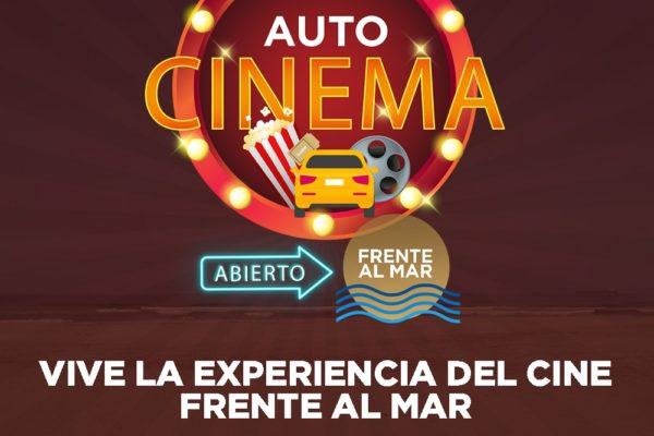Anuncian la llegada de Auto Cinema