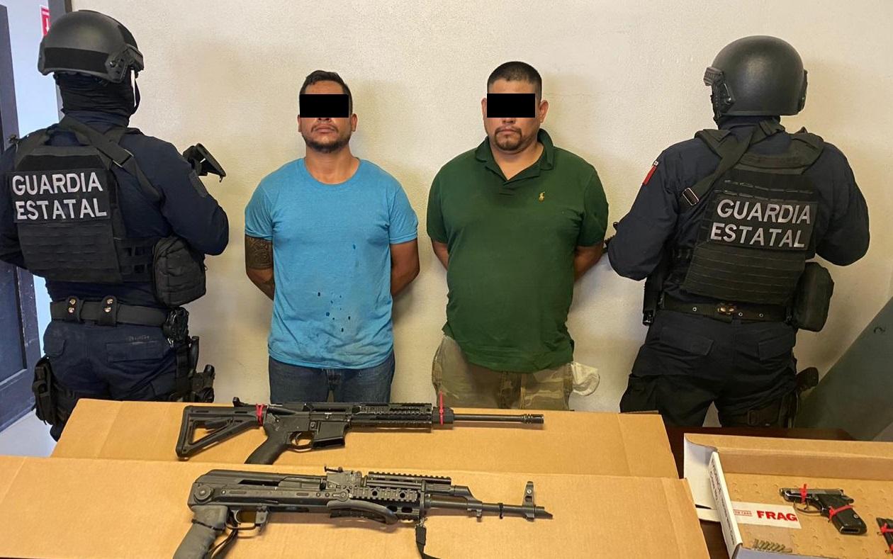 Arrestan al Basuras jefe de sicarios del CJNG